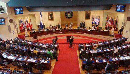 Nueva Asamblea Legislativa con mínima representación de actuales diputados