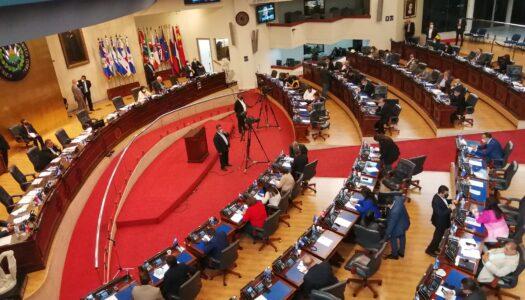 Cuestionan al presidente de la Asamblea Legislativa por elección de magistrados de CSJ