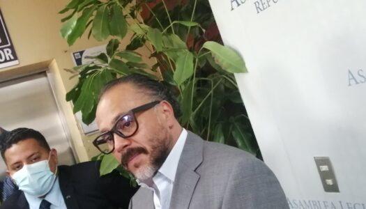 No vamos a permitir una sola ONG de fachada, dice Ernesto Castro