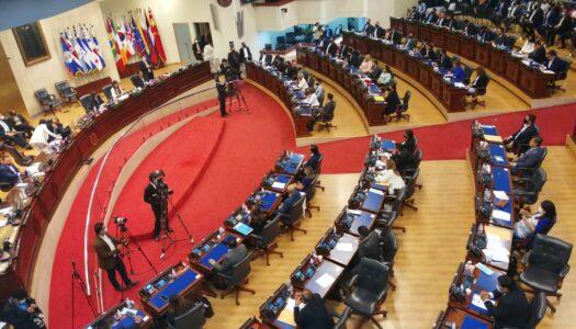 Asamblea Legislativa acuerda destituir a los magistrados de la Sala de lo Constitucional